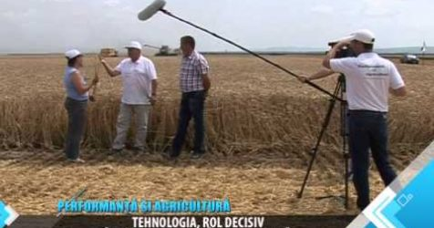 AGRICOST. Performanta si Agricultura 25 IULIE 2014