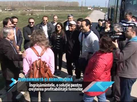 AGRIUM - AGROPORT Romania: Performanta in Agricultura  25 aprilie 2014 - AGRIUM – AGROPORT Romania: Performanta in Agricultura  25 aprilie 2014
