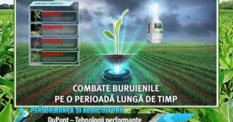 DuPont: Performanta in Agricultura  18 aprilie 2014