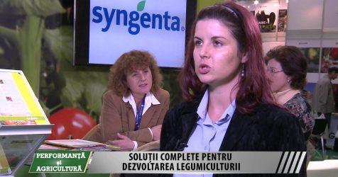SYNGENTA: Portofoliul de legume – 14 noiembrie 2014 – BT Video Productie VIDEO