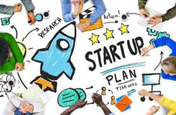start-up start up multimedia marketing - Start si Up