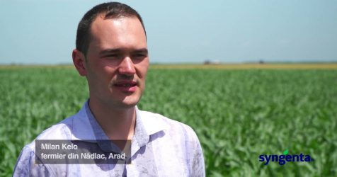 - Povestea Mea cu Syngenta Milan Kelo, Nadlac Arad productie video btvideo.ro