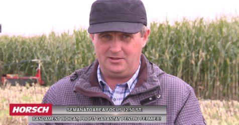 - Performanta si Agricultura episod 8 Concept lucrari minime Horsch, productie video, btvideo.ro