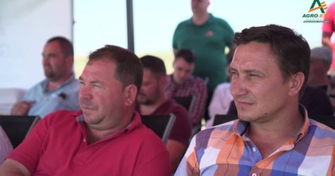 - Eveniment Agro-Est Muntenia, jud. Tulcea, productie video BTvideo Agrointeligenta