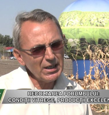 - Performanta si Agricultura  Rezultate Recoltare porumb la Hibrizii Syngenta productie video btvideo