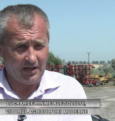 - Performanta si Agricultura episod 3 Concept lucrari minime Horsch, productie video, btvideo.ro