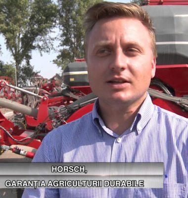 - Performanta si Agricultura episod 7 Concept lucrari minime Horsch, productie video, btvideo.ro