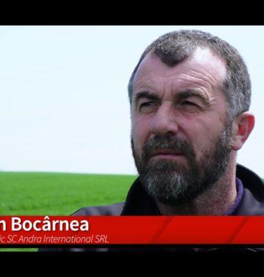 - Catalin Bocarnea, soiuri grau Avenue Limagrain, by BTvideo.ro, productie video