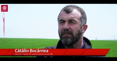 - Catalin Bocarnea, soiuri grau Avenue Limagrain, by BTvideo.ro, productie video
